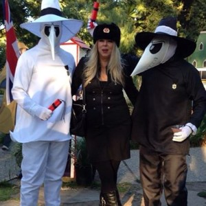 SPY VS SPY QUEEN OF NIGHTLIFE
