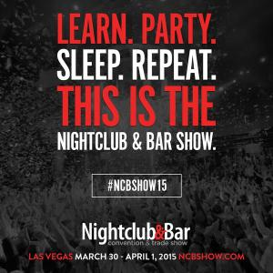 This is the Nightclub & Bar Show 2015