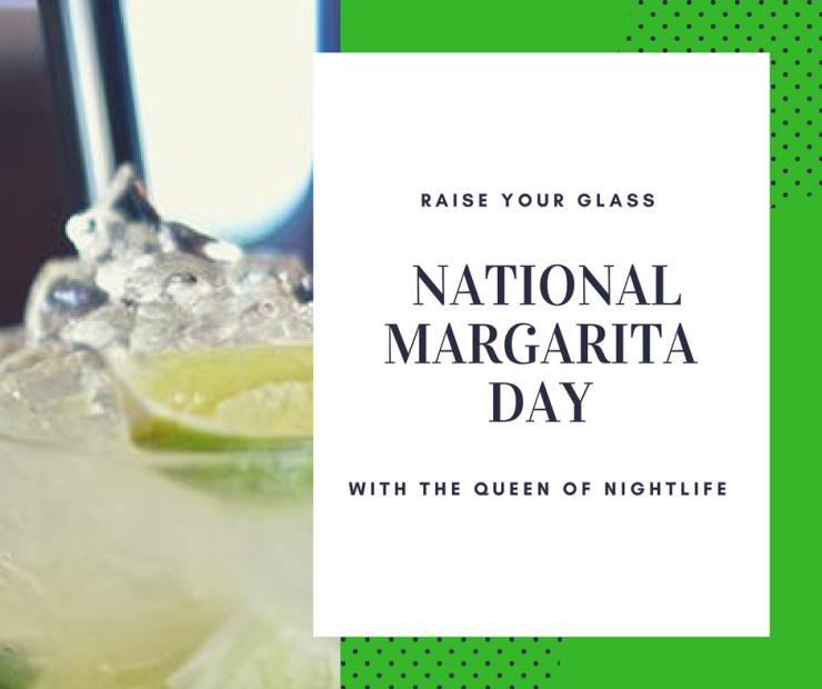National Margarita Day2018