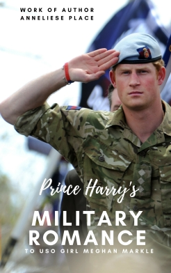 Prince Harry's Military Romance, The Markle Effect, BEST SELLER